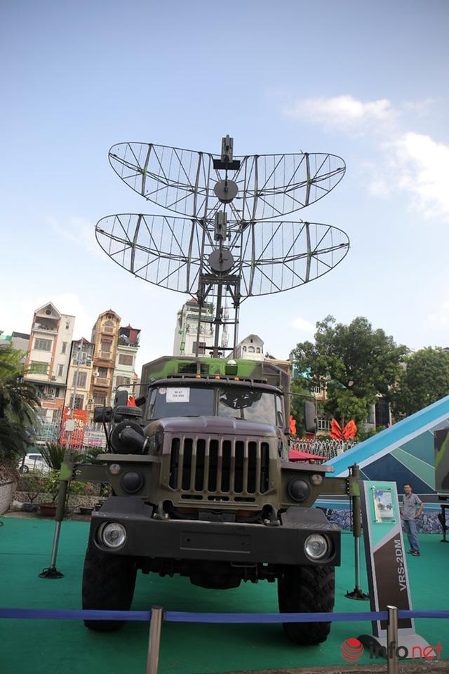 Вьетнамская двухкоординатная РЛС дециметрового диапазона (UHF) VRS-2DM