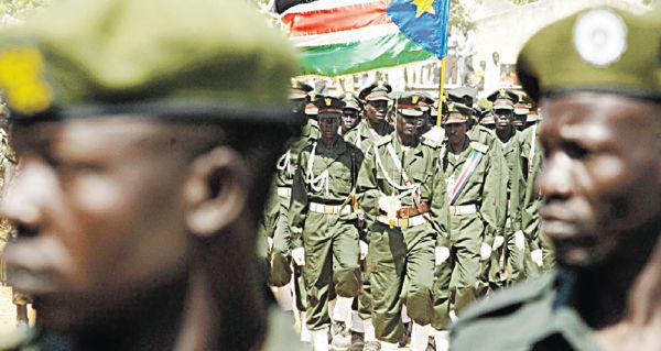 ВС Южного Судана