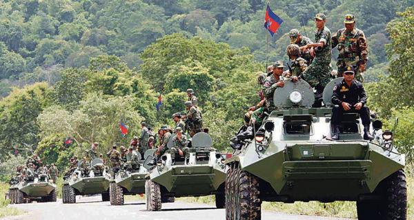ВС Камбоджи