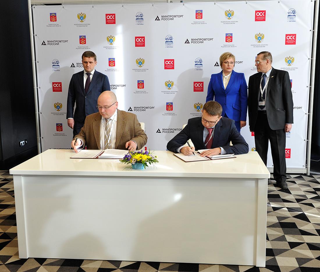Свои подписи поставили генеральный директор Выборгского завода Александр Соловьев и исполнительный директор АТФ Сергей Несветов.