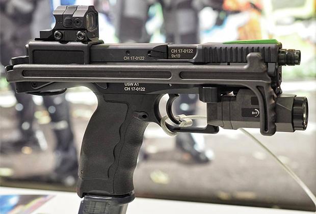 Пистолет-карабин В+Т