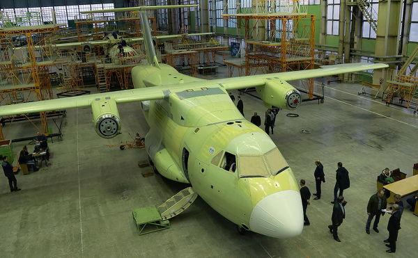 ВТС Ил-112В