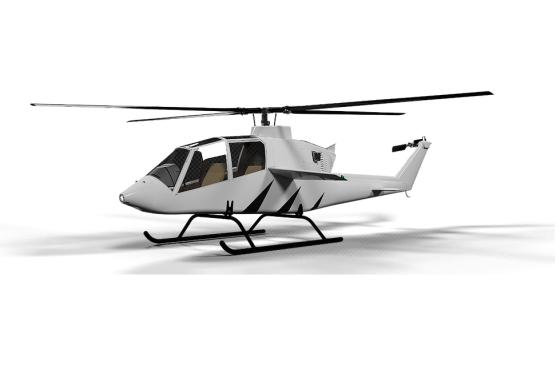 Вертолет VV-2