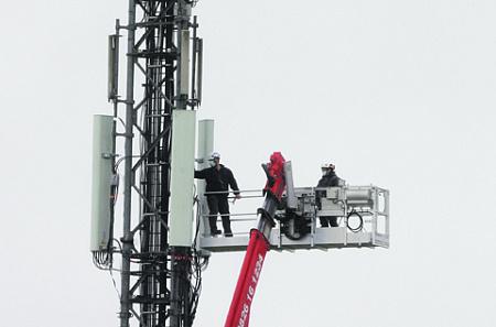 Ввод нового частотного диапазона должен существенно расширить возможности обмена информацией в реальном времени. Фото Reuters