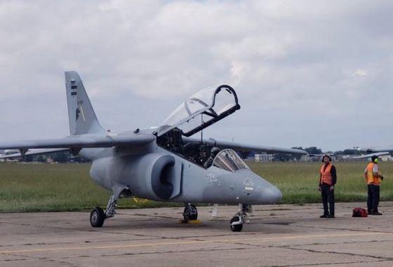 """ВВС Аргентины получили шестой самолет IA-63 """"Пампа-3"""""""