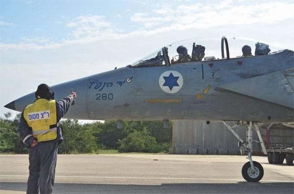 ВВС Израиля.