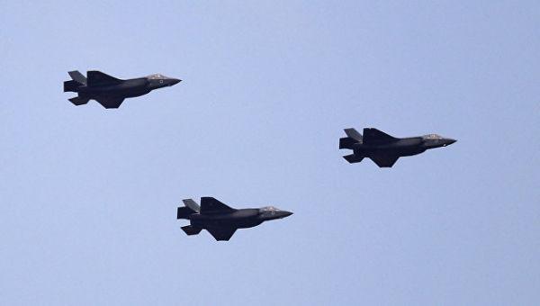 <b>ВВС</b> Израиля <b>показали</b> истребители пятого поколения - ВПК.name
