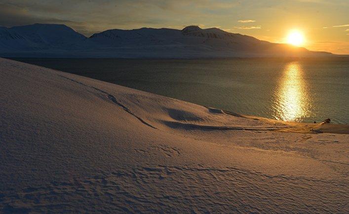 """Высокоширотная полярная экспедиция на Шпицберген в рамках проекта """"Арктика – 2015""""."""
