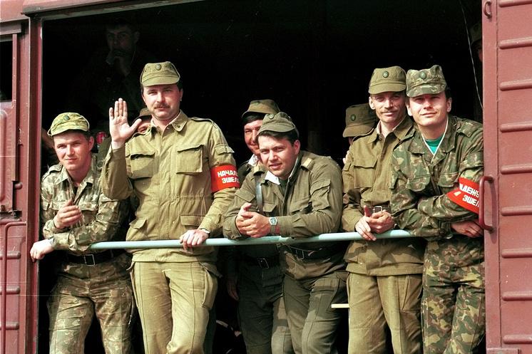 Вывод советских войск из Германии.