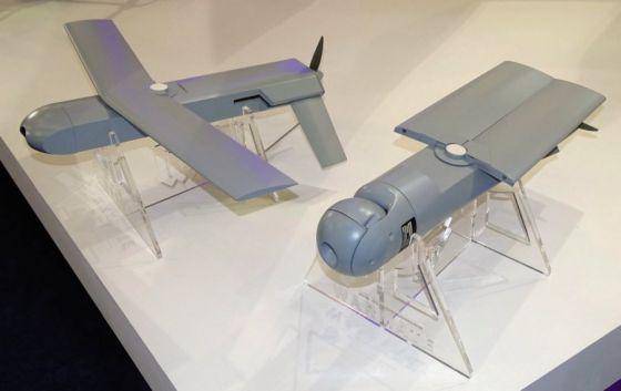 Модели боеприпаса Warmate