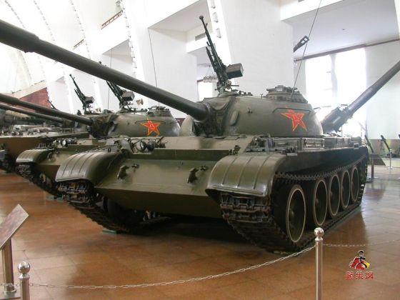 Танк Тип 59
