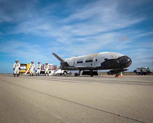 Орбитальный корабль X-37B