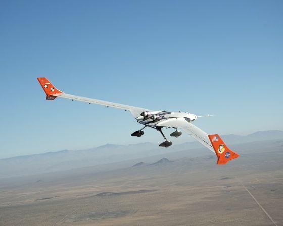 БЛА Lockheed Martin X-56A