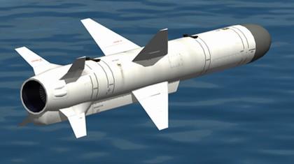 صواريخ الروسية Kh-35E المضادة للسفن للجزائر  X35