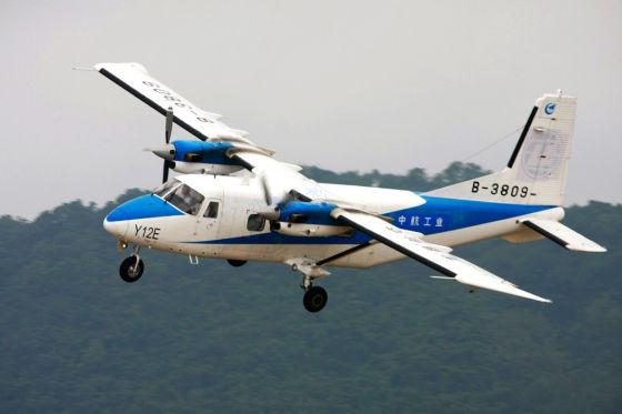 Китайский самолет Y-12E