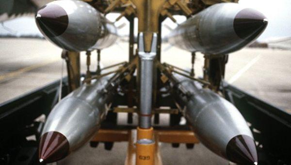 Ядерные бомбы B61