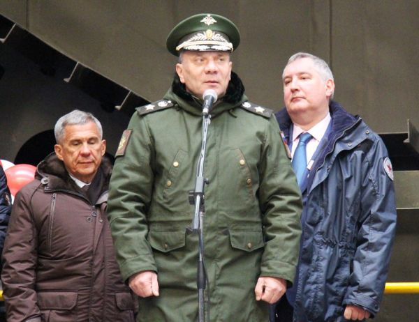 Юрий Борисов, Дмитрий Рогозин