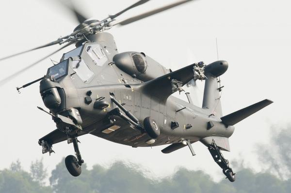 Вертолет Changhe Z-10.