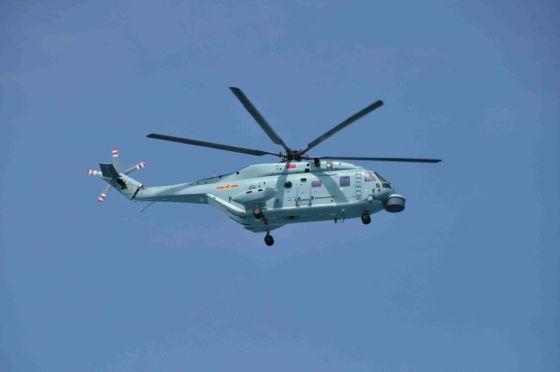 Вертолет Z-18F