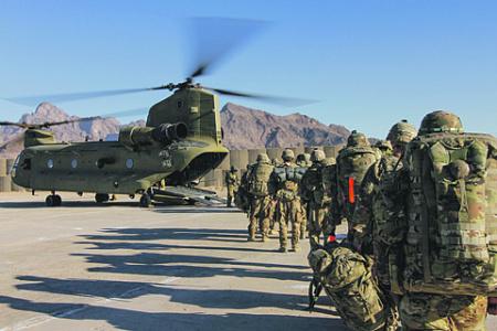 За 20 лет военной кампании в Афганистане Вашингтон так и не достиг поставленных целей.