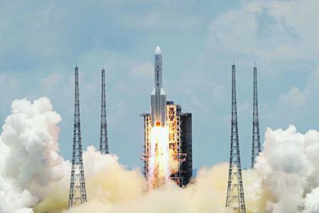 За короткое время Китай стал мировым космическим игроком, которого невозможно игнорировать. Фото Reuters