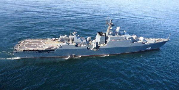 "Корабль проекта 11661 ""Гепард"""