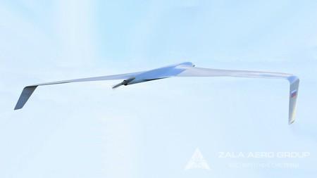 Беспилотное воздушное судно ZALA 421-16E5.