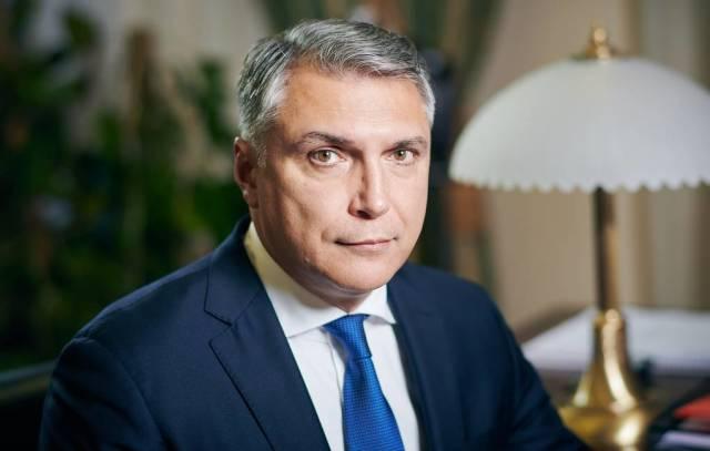 Заместитель главнокомандующего Сухопутными войсками Александр Матовников
