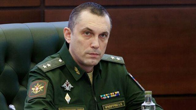 Заместитель министра обороны Российской Федерации Алексей Криворучко