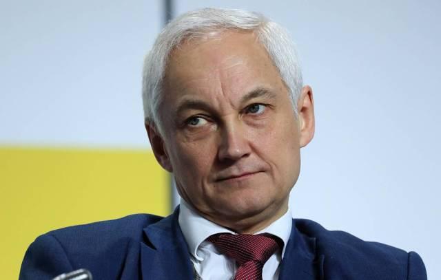 Заместитель постоянного представителя России при отделении ООН и других международных организациях в Женеве Андрей Белоусов