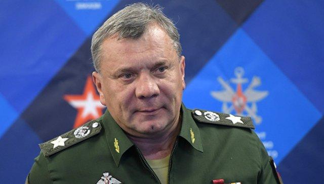 Заместитель министра обороны РФ Юрий Борисов . Архивное фото.