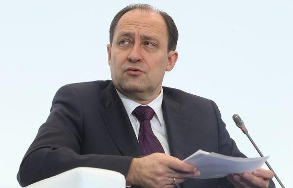 Заместитель председателя коллегии Военно-промышленной комиссии Олег Бочкарев