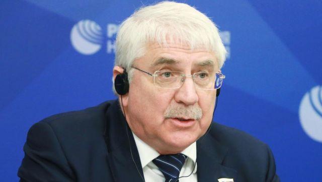 Заместитель председателя комитета Государственной думы РФ по международным делам Алексей Чепа