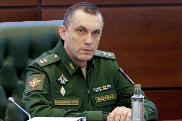 Замминистра обороны Алексей Криворучко