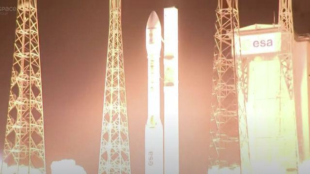 Запуск Vega