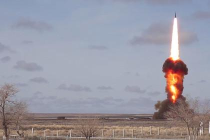 Запуск противоракеты