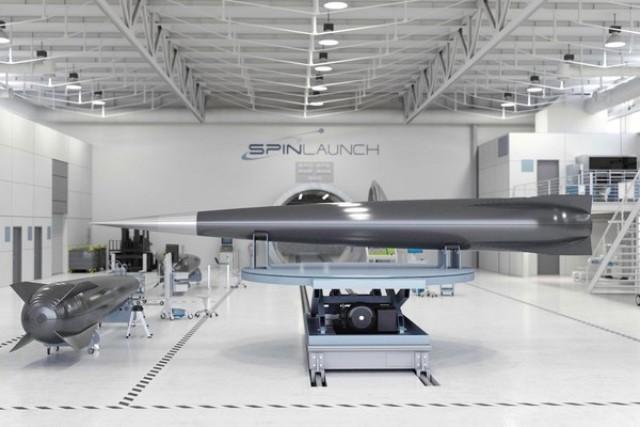 Запуск ракет в космос при помощи «катапульты»