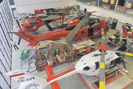 Зарубежное вертолетостроение переживает непростое время. Фото с сайта www.airbus.com