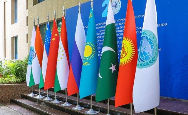 Заседание Совета министров иностранных дел государств - членов ШОС