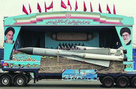 Завершение афганской кампании резко усилило Иран как регионального лидера. Фото с сайта www.tasnimnews.com