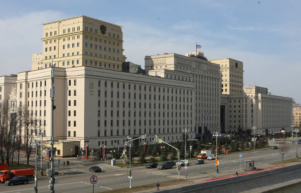 Здание Минобороны РФ