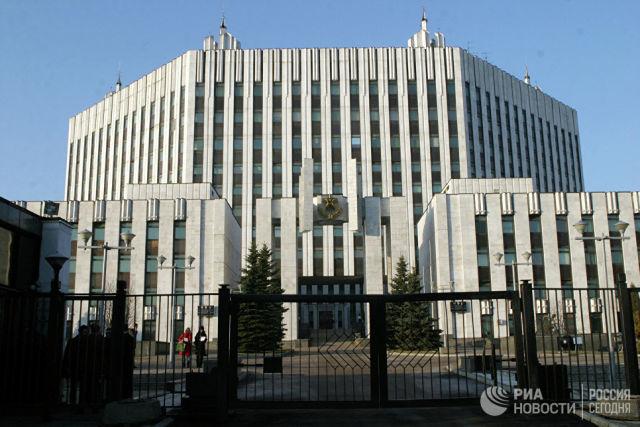Здание Военной Академии Генерального штаба
