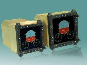 Многофункциональные дисплеи индийского производства, созданные совместным индо-французским предприятием Samtel Thales Avionics Ltd (STAL).