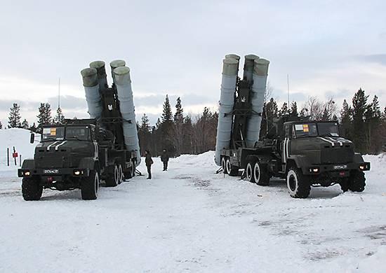 ЗРК С-300.