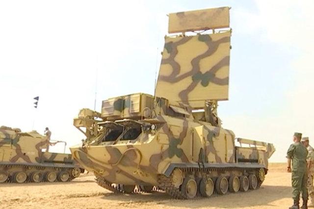 """Зенитно-ракетные комплексы """"Тор-М2Э"""" и """"Бук-М2Э"""" лучше всего подходят для борьбы с беспилотниками."""