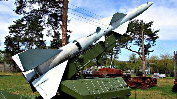 Зенитно-ракетный комплекс С-75