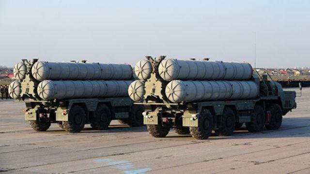 """Зенитные ракетные системы С-400 """"Триумф"""""""