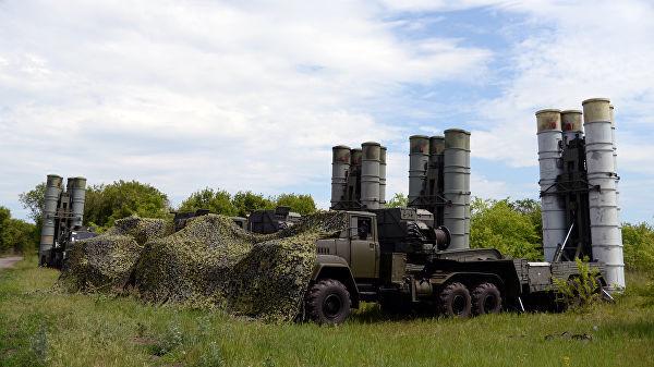 Зенитные ракетные комплексы С-300