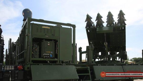 Зенитный ракетный комплекс SPYDER, с используемыми в качестве зенитных управляемыми р
