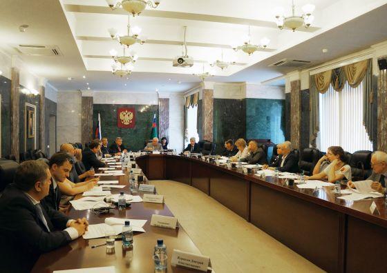 Заседание Экспертного совета ФАС